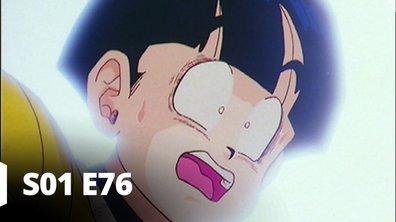 Dragon Ball Z - S01 E76 - Les trois voeux enfin réalisés