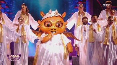 Révélation - Qui est Dragon de Mask Singer ?