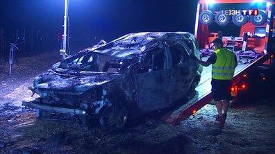 Drame sur l'A7 : ce que l'on sait de l'accident qui a tué cinq enfants d'une même famille