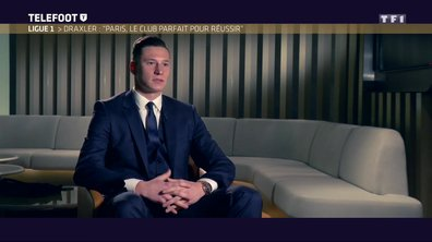 "[Exclu Téléfoot 05/02] - Draxler : ""Je n'ai pas eu de contact avec Arsenal"""