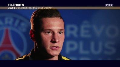 """[EXCLU Téléfoot 22/10] - Draxler : """"Je suis heureux au PSG, mais je ne suis pas un joueur de banc"""""""