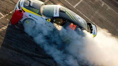 Ken Block : Drift en Subaru Impreza WRX