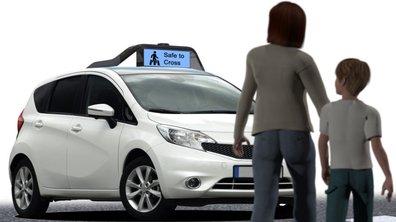 Insolite: bientôt la voiture autonome avec des emoji?