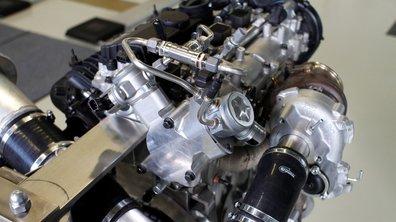 Volvo dévoile un prototype de moteur 2 litres essence de 450 ch !