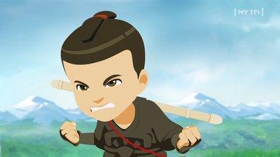 Mini Ninjas - S02 E52 - Drôles de Samouraïs