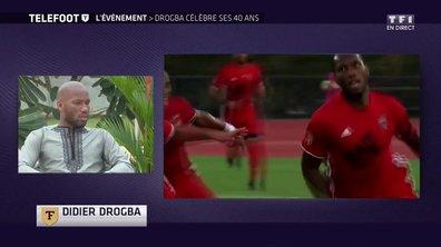 [EXCLU Téléfoot 11/03] - Drogba va jouer une dernière saison aux Etats-Unis