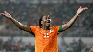 Didier Drogba prône la paix en Côte d'Ivoire