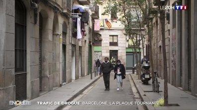 Drogues de synthèse : Barcelone, plaque tournante du trafic européen
