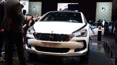 Salon de Genève 2015 : DS 5 restylée, la déclaration d'indépendance face à Citroën