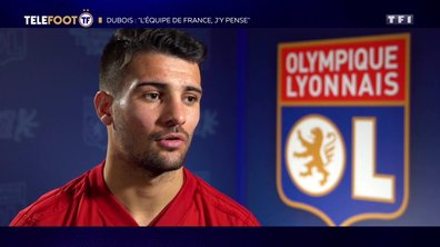 """[EXCLU Téléfoot 24/02] – Léo Dubois : """"L'équipe de France, c'est dans un coin de ma tête"""""""