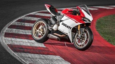 Ducati 1299 Panigale S Anniversario : pour les 90 ans de la marque !