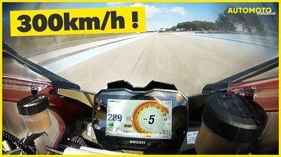 Automoto Sensation : Un tour en Ducati Panigale V4