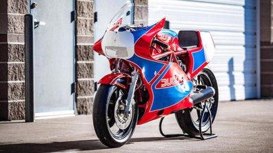 Une précieuse Ducati 748CC TT1 de 1984 en vente aux enchères