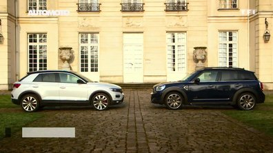 Duel : Le VW T-Roc peut-il faire de l'ombre au Mini Countryman ?