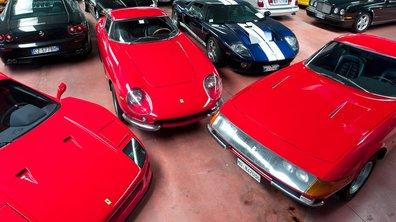 Duemila Ruote : 430 voitures aux enchères RM Sotheby's de Milan