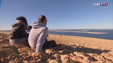 Les vacances au soleil sur la Dune du Pilat