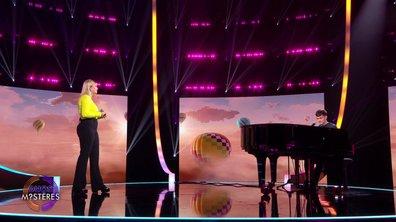 """Duos Mystères - Louane et Florian Rossi chantent """"Quelques mots d'amour"""""""