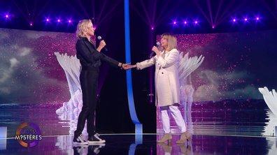 """Duos Mystères - Rebecca Hampton et Chantal Goya chantent """"Une chanson douce"""""""