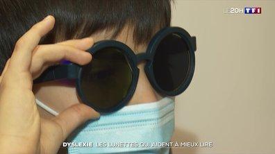 Dyslexie : les lunettes qui aident à mieux lire