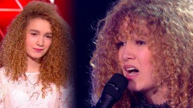 """The Voice All Stars – Ecco chante """"Ca casse"""" de Maurane"""
