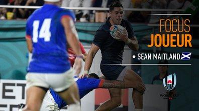 Ecosse - Samoa : Voir le match de Sean Maitland en vidéo