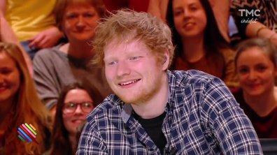 """Ed Sheeran : """"Je veux jouer au Stade de France"""""""