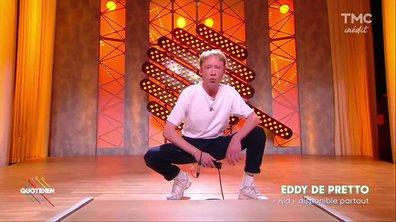 "Eddy de Pretto : ""Fête de trop"" en live"