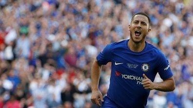 FA Cup:  Eden Hazard offre la Cup à Chelsea (1-0)