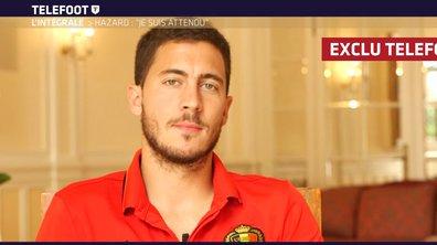 [Exclu Téléfoot] Hazard : « Le PSG n'est pas dans mes projets »