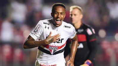 [Exclu Téléfoot 06/06/2018] Paris attentif à Eder Militao (FC Sao Paulo)