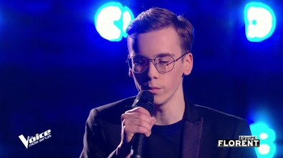 "The Voice 2021 – Edgar chante ""SOS d'un terrien en détresse"" de Daniel Balavoine (Cross Battles)"