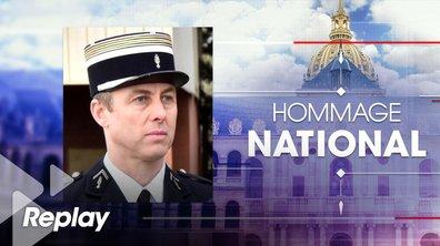 Edition spéciale - Hommage national du Lieutenant-colonel Arnaud Beltrame