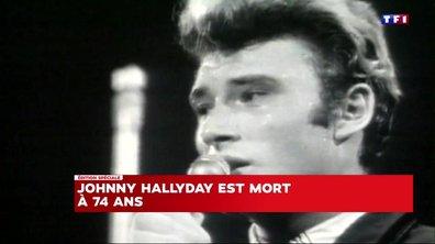 Johnny Hallyday - les années 1960