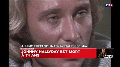 Johnny Hallyday - les années 1970