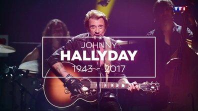 Johnny Hallyday est décédé, a annoncé Laeticia Hallyday