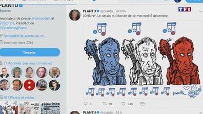 Johnny Hallyday : Louane, Teddy Riner, Patrick Bruel ... Pluie d'hommages sur Twitter