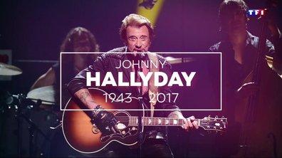 Johnny Hallyday s'est éteint