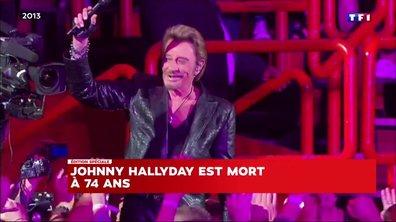 Johnny Hallyday, un lien fusionnel avec ses fans