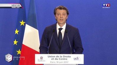 Déclaration de François Baroin
