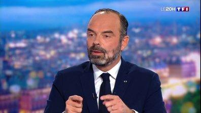 Édouard Philippe défend sa réforme des retraites sur TF1