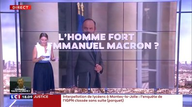 Édouard Philippe : l'homme fort de l'été ?