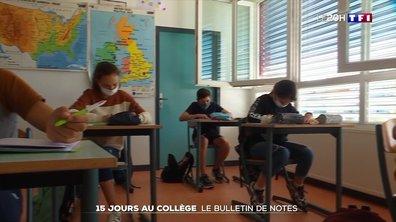 Éducation : le bilan des quinze jours de reprise d'un collège de Savoie