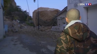 Effondrement de rochers des Pénitents : le village des Mées bouleversé