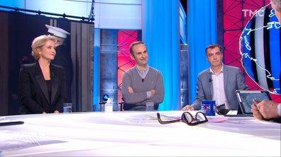 Invités: le débrief de l'investiture de Joe Biden avec Melissa Bell, Romain Huret et Corentin Sellin (Partie 1)