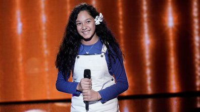 "The Voice Kids 2020 - Elaia chante ""Love on the Brain"" de Rihanna"
