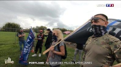 Élection américaine : la tension ne faiblit pas à Portland
