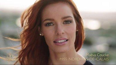 Maeva Coucke, Miss France 2018, qui êtes-vous ?