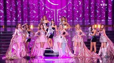 Miss France 2018 – 10 Miss fêtent la musique