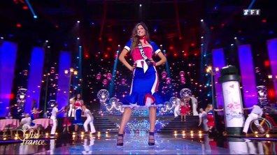 Miss France 2018 – 10 Miss défilent sur le thème du 14 juillet