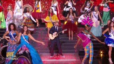 Miss France 2018 – Les 30 Miss en costume régional, Ed Sheeran en live avec « Shape of You»